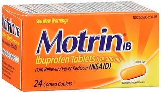 MOTRIN IB CPLT 24