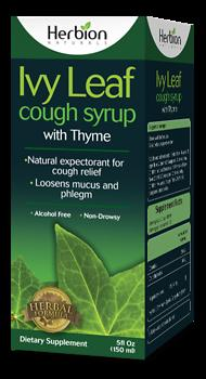 HERBION IVY THROAT SYRP 5OZ