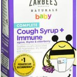 ZARBEES BABY CGH+IMM SYR 2OZ